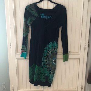 Desigual size M dress